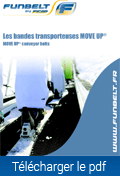 Documentation bande transporteuse Move UP